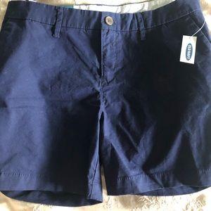 Deep Blue shorts